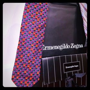 Ermenegildo Zegna ties - two men's
